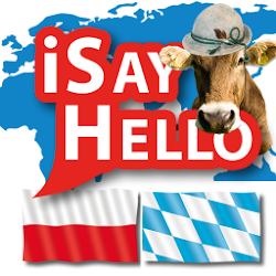 iSayHello Polish - Bavarian
