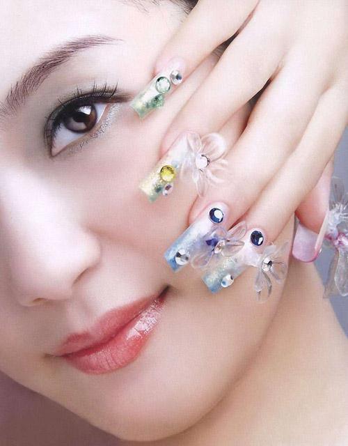 Stylish nail art android apps on google play stylish nail art screenshot prinsesfo Choice Image