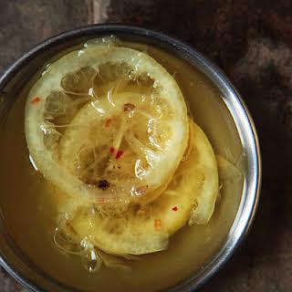Lemon Confit.
