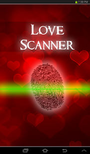 Love Test - Finger Scan - test