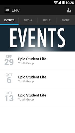 EPIC Student Life