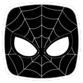 MIUI Blk SpiderMan Go Launcher