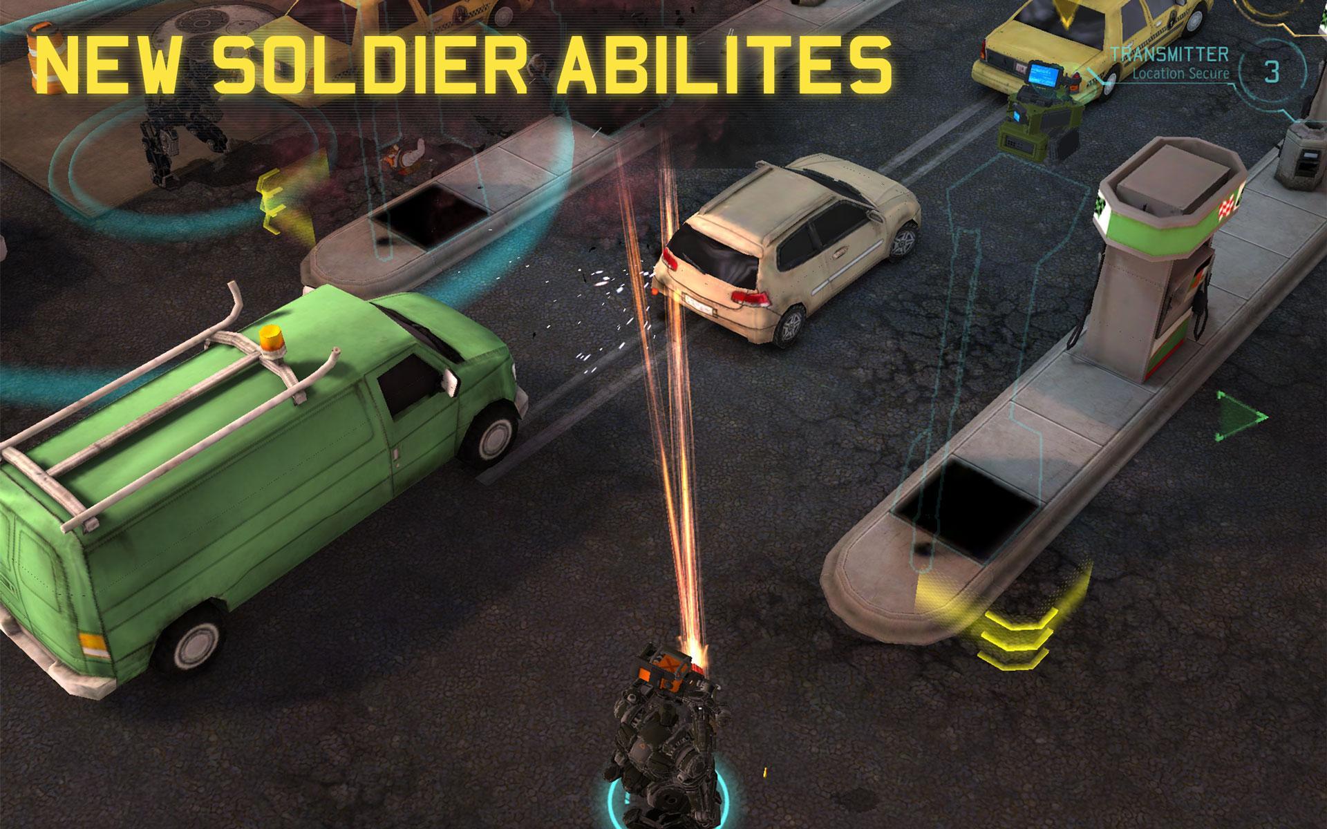 XCOM®: Enemy Within screenshot #7