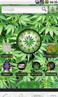New Marijuana 2 Joints Theme - screenshot thumbnail
