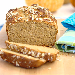 Honey Oatmeal Quick Bread.