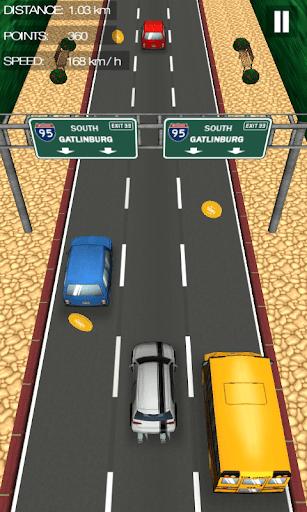 Car Driver : Highway Traffic