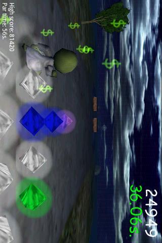 Alien Runner- screenshot