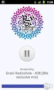 PsyRadio- screenshot thumbnail