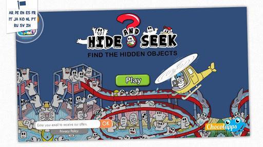 Hide Seek - 游戏的孩子们