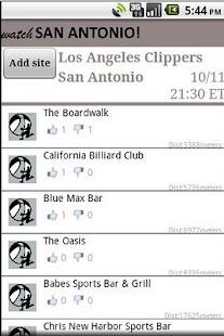 Watch San Antonio! - screenshot thumbnail