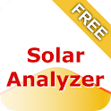 Solar Analyzer Free f Android™ icon