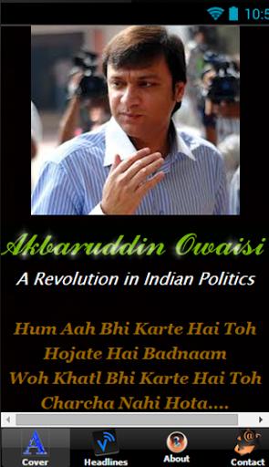 Akbaruddin Owaisi - AIMIM