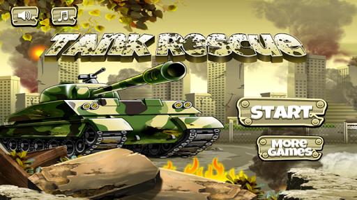 Tank Battle Zone Rescue