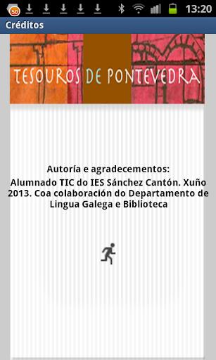 Tesoros de Pontevedra
