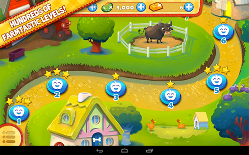 Farm Heroes Saga - screenshot thumbnail