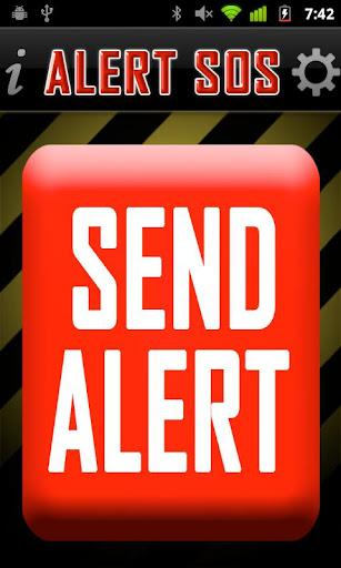 【免費工具App】Alert SOS-APP點子