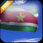3D Suriname Flag Live Wallpaper icon