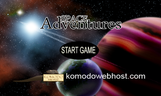 Space Adventures Alpha