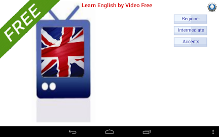 Learn English by Video Free Screenshot 5