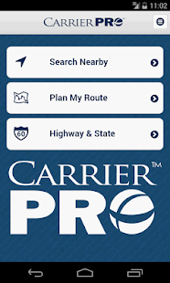 CarrierPro- screenshot thumbnail