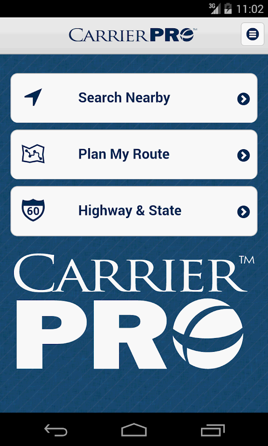 CarrierPro- screenshot