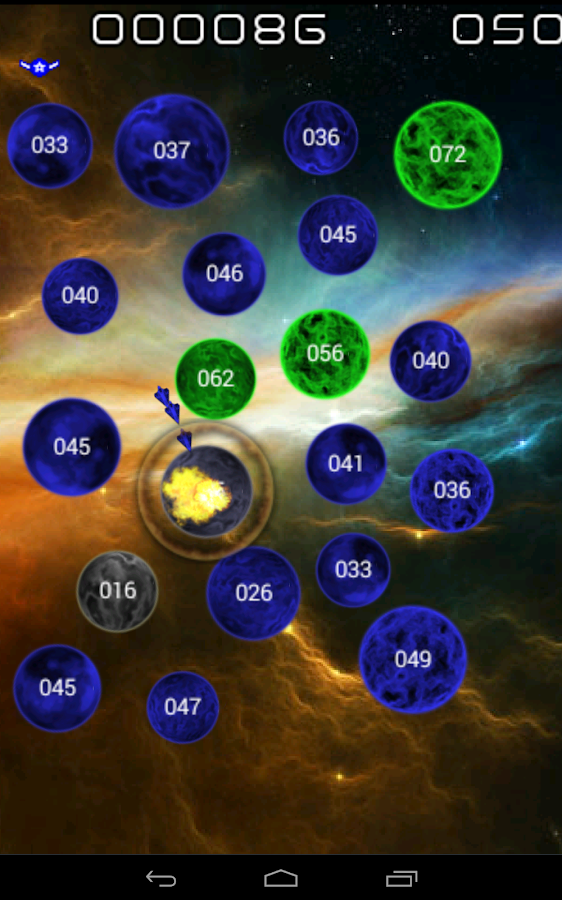 Avid Planets - Space Wars - screenshot
