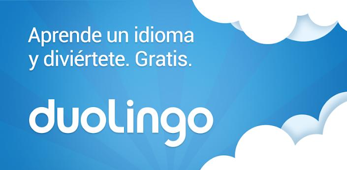 Aprende inglés con Duolingo