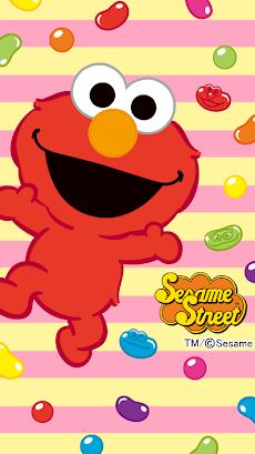[セサミストリート]Jelly Beansライブ壁紙のおすすめ画像2