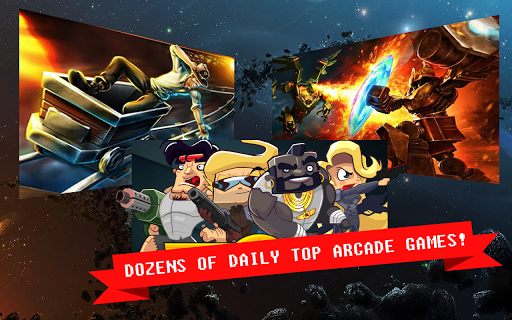 Action Arcade Top Games Video