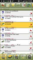 Screenshot of Cachebox - with Geocaching API