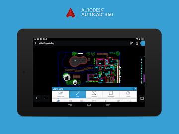 AutoCAD 360 Screenshot 1