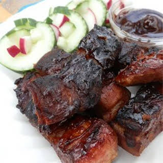 Simple Country Ribs.