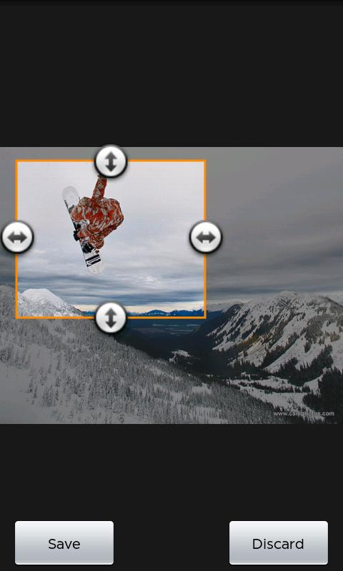 Snowboarders Delight - screenshot