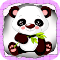Panda Babies Learning Fun Free icon