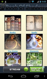 Free Book of Shadows - screenshot thumbnail