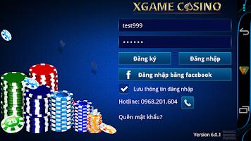 Screenshot of Game bài, cờ kiếm hiệp free