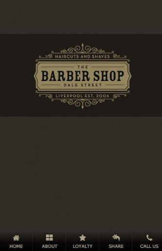 【免費商業App】The Barber Shop Dale Street-APP點子
