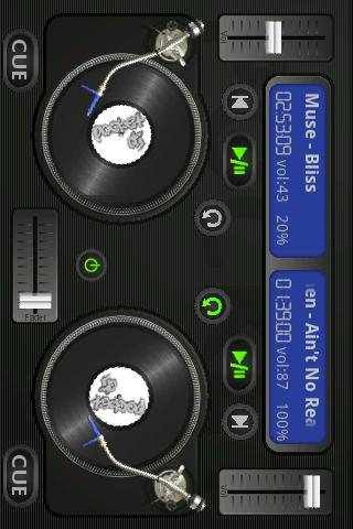 Pocket DJ Vintage - screenshot