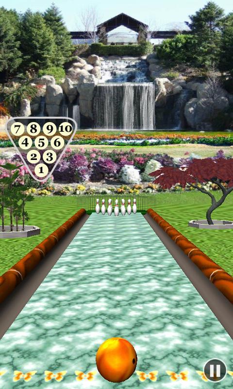 Bowling Paradise Pro- screenshot