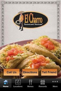 El Charro Mexican Restaurant - screenshot thumbnail