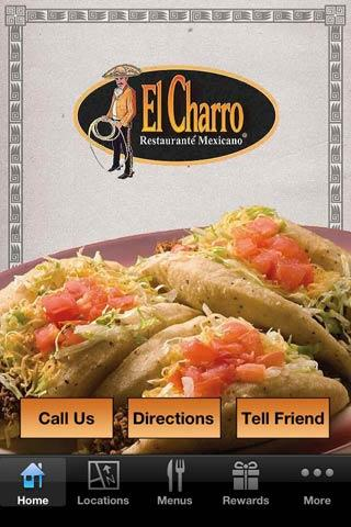 El Charro Mexican Restaurant - screenshot