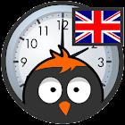 Moji Clock Trainer English v2 icon
