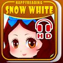 HappyReading-The Snow White logo