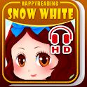 HappyReading-The Snow White logo