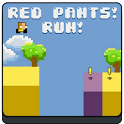 Red Pants! Run! icon