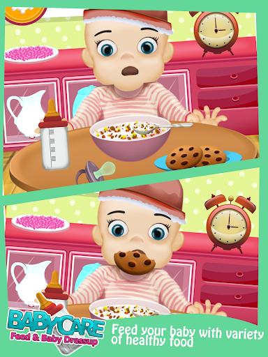玩免費休閒APP 下載婴儿护理、 饲料 & 宝宝穿上盛装 app不用錢 硬是要APP