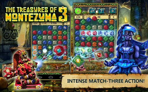 Treasures of Montezuma 3 free- screenshot thumbnail
