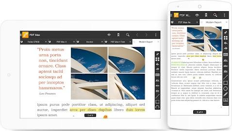 PDF Max Pro - The PDF Expert! Screenshot 6