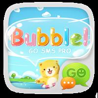 GO SMS Pro Z-Bubble ThemeEX 1.0