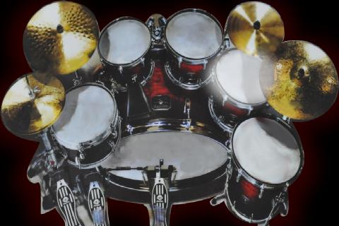 Drum Set Pro - screenshot